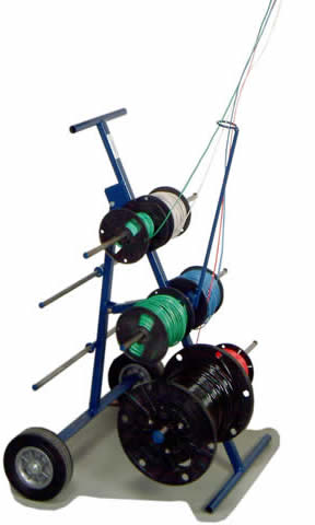 WC100 Wire dispensing solutions