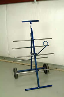 WC100 Wire Cart